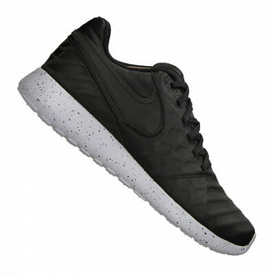 new product 8e81e 2f6f9 Nike Mens Roshe Tiempo VI Shoe Black Black-Wolf Grey, Size 10 US