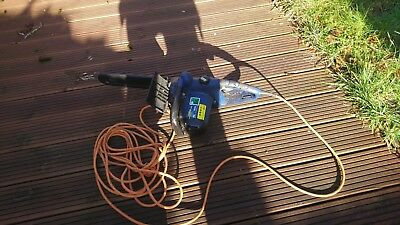 Chain saw plus other equipment (hedge trimmer, shredder etc)