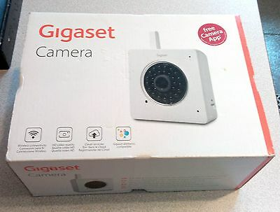 GIGASET Camera * NEUF * HD 720p jour nuit compatible elements S30851-H2518-R101