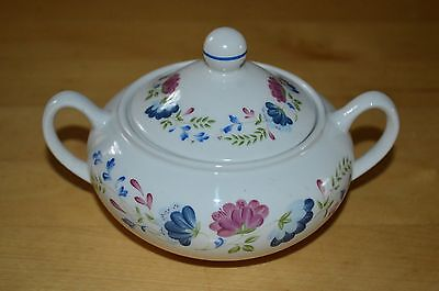 Bhs Priory Twin Handle Bowl And Large Jug