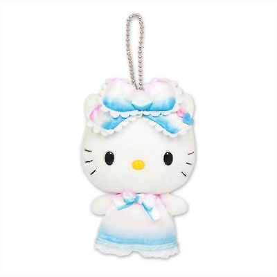 Sanrio Japan Puroland Hello Kitty Mascot Plush . BNWT Kawaii Very Rare