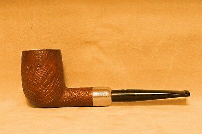 PIPA PIPE DUNHILL TANSHELL SILVER ARMY MOUNT shape 92 group 4