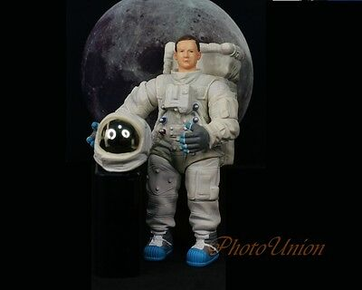 K1176 D Apollo 11 Lunar Landing Space Astronaut Neil Armstrong 1:18 Figure Model