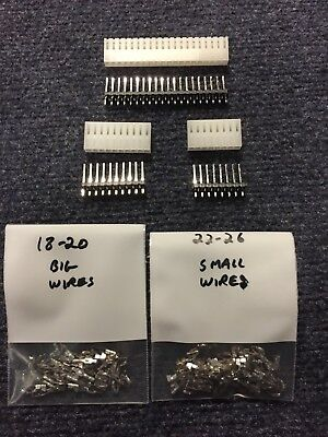 AS-2518-18 Power Supply Connector Kit w/ Headers Bally/Stern Pinball Machines
