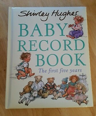 Baby Born to 5 yrs record keepsake book