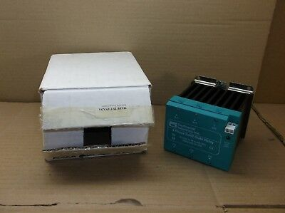 RSAA-660-30-3D0 Continental Industries NEW Box 30A 3 Phase SSR Solid State Relay
