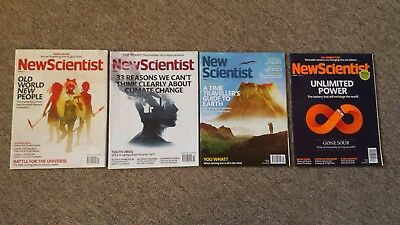New Scientist Magazines - July 2015 - £1 each
