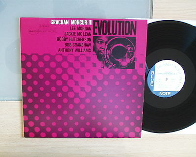 Grachan Moncur  III  Evolution      LP  Near Mint