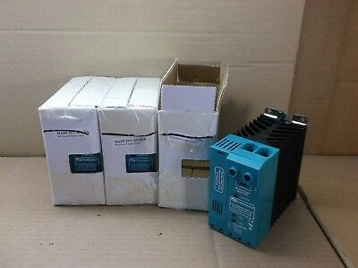 RSAA-660-50-100 Continental Industries NEW In Box 50A SSR Solid State Relay