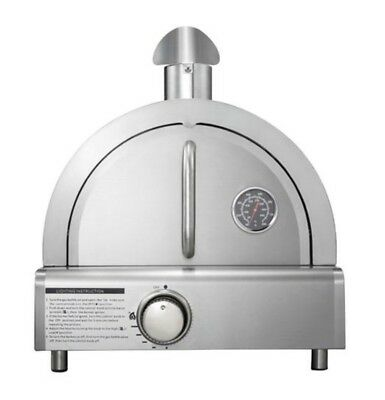Mont Alpi Peak Performance Table Top Gas Pizza Oven - New Ships Fast