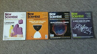 New Scientist Magazines - February 2016 - £1 each