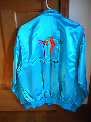 Sexy Beautiful Vintage Las Vegas Mirage Casino Jacket / Like New USA Made