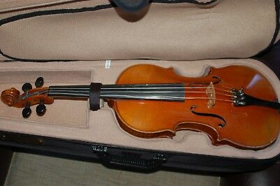 4/4 Full Size Florentina Violin Guarnerius model No. 140 or 142 made in Germany