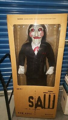 Billy Saw Movie Life Size Jigsaw Replica by Sideshow Collectibles