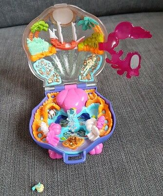Vintage Disney The Little Mermaid Polly Pocket by BlueBird 1996 with 1 Figure