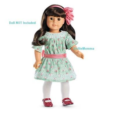 New American Girl Samantha Special Day Dress Outfit Complete~BeForever Ship FREE