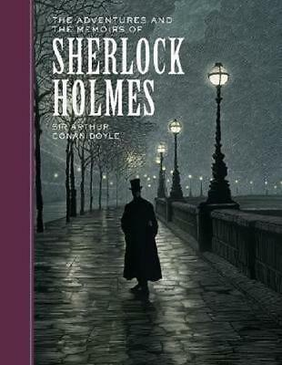 NEW The Adventures and the Memoirs of Sherlock Holmes  By Sir Arthur Conan Doyle