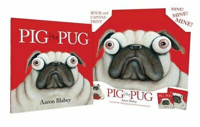 NEW Pig the Pug By Aaron Blabey Hardcover Free Shipping