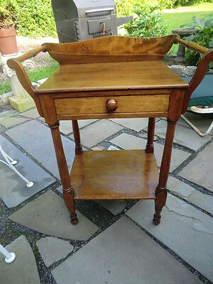 Antique Early American Washstand