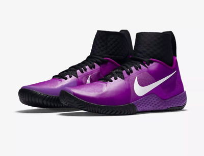 Nike Flare Tennis Shoes Women's US 7 Hyper Violet 810964-510 NEW $200