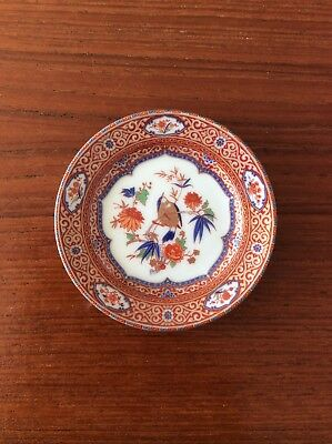 Miniature Porcelain Collector Plate - Kaiser W. Germany