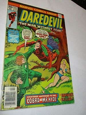 DAREDEVIL (1964 Series) (MAN WITHOUT FEAR) (MARVEL) #142 Mid Grade