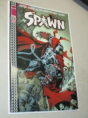 Spawn #200 B 2011 Finch Variant High Grade Super-Giant Sized Anniversary Issue