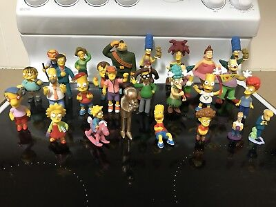 simpsons collectable Figurines
