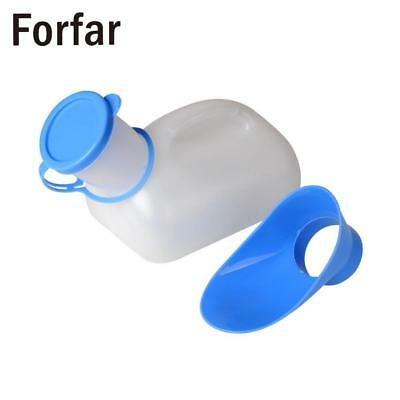 Mobile Urinal Portable Toilet Car Outdoor Hiking Camping Equipment Travel Bottle