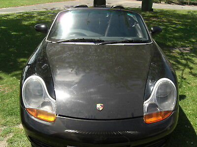 Breaking Porsche Boxster for parts spares repair damaged salvage see description