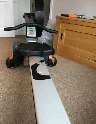 V Fit Tornado air Rowing Machine (foldable)