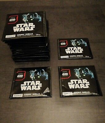 Star Wars Cosmic Shells | Comprend Rogue One | Lot : 40 pochettes