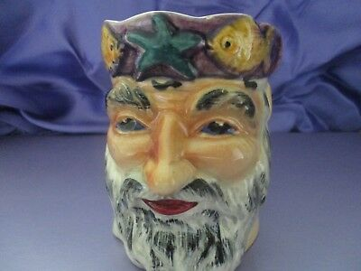 SHORTER and SON 'Father Neptune' Character Jug.