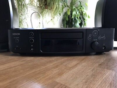 Denon S-81 DAB Cd Player With 2 X Speakers