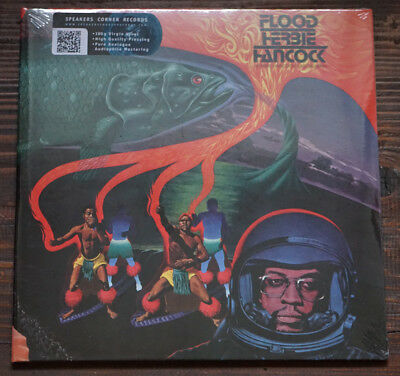 Herbie Hancock - Flood / 2 x 180g Vinyl LP / Gatefold / Speakers Corner Records