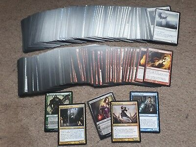 Complete Innistrad set (INN-249/249 cards) Snapcaster, Liliana Veil, MtG Magic