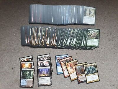 Gatecrash near complete (GTC – 247/249) - Shock Lands, Watery Grave. MtG - Lot 1