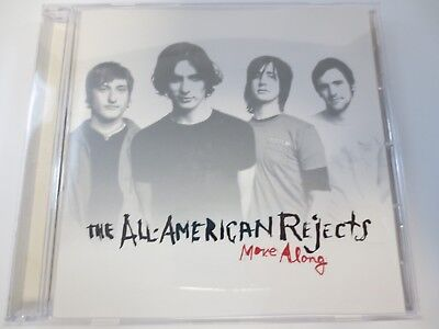 The All American Rejects ~ Move Along ~ 2005 ~ Like New Cd
