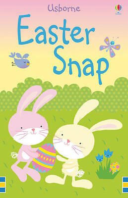 Easter gifts - Usbourne Easter Snap card game by Fiona Watt (Cards, 2011)