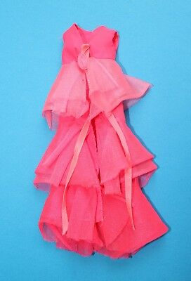 Barbie Julia Vintage  Dress Pink Fantasy #1754 1970