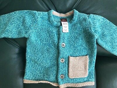 Tea Collection San Francisco Baby Sweater 3-6 month Toddler Clothing