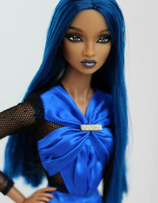 "OOAK Integrity Toys Nuface COLETTE repaint ""KYLIE by PARK  current handspeakbody"