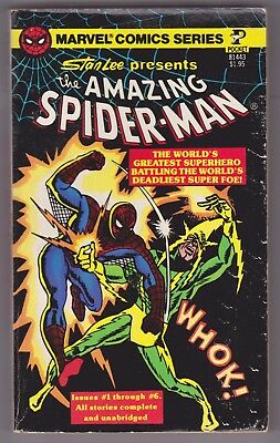 Marvel Comics Series Pocket The Amazing Spider-Man September (1977)