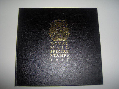 Year Book Royal Mail Special Stamps 1992 Yearbook  Limited Edition  Rare