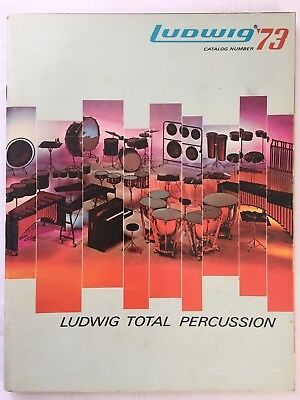 LUDWIG MUSSER 1973 MASTER CATALOG - Lot 13