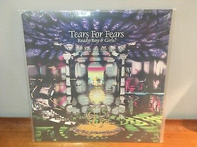 """tears for fears Vinyl 10"""" New Sealed Ready Boy And Girls?"""