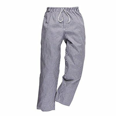 Portwest C079 - Pantalones Chef Bromley, color , talla Large