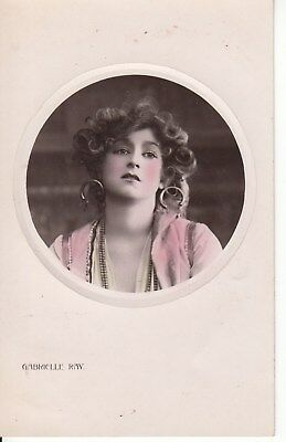 Vintage Postcard, Gabrelle Ray Early 1900s Super Model (d) Postage combined.