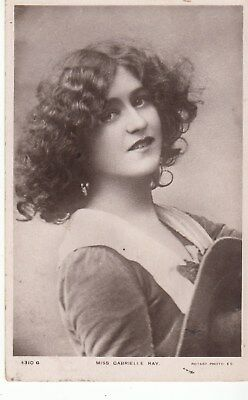 Vintage Postcard, Gabrelle Ray Early 1900s Super Model (q) Postage combined.