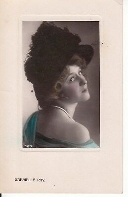 Vintage Postcard, Gabrelle Ray Early 1900s Super Model (r) Postage combined.